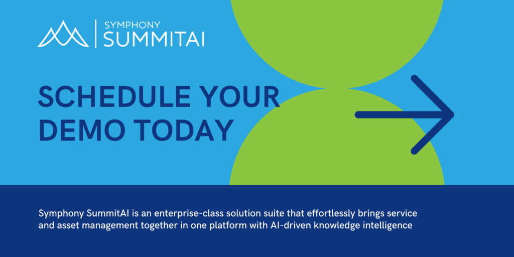 demo call to action for symphony summitai