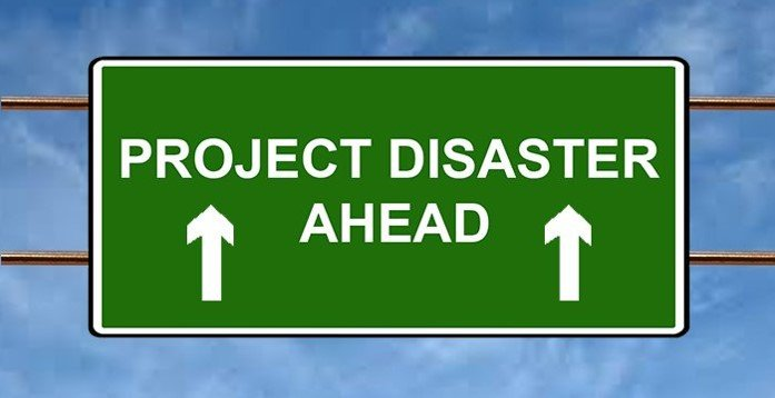 Signs of project failure - Why Projects Fail - Invensis Learning